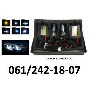 XENON KOMPLETI DC